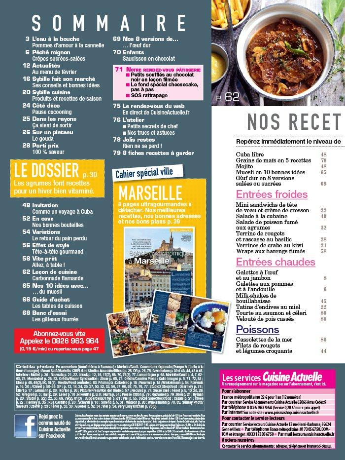 Haute Garonne Cuisine Actuelle